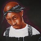 Bill Vourgos Airbrush Art by Bilistik Art