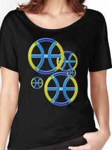 PISCIS SYMBOL Women's Relaxed Fit T-Shirt