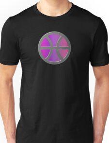 PISCIS SYMBOL SHIELD Unisex T-Shirt