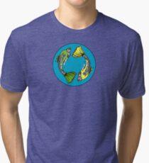 PISCIS SEAL Tri-blend T-Shirt