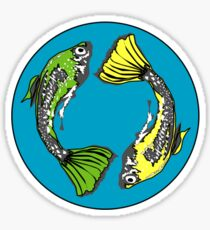 PISCIS SEAL Sticker