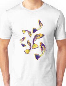FISHY FAMILY Unisex T-Shirt