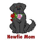 Newfie Mom by Christine Mullis