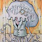 Jelly-man by Byron  McBride