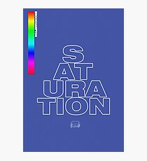 BROCKHAMPTON SATURATION Photographic Print