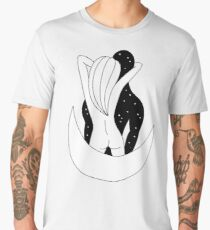 Love You To The Moon And Back Men's Premium T-Shirt