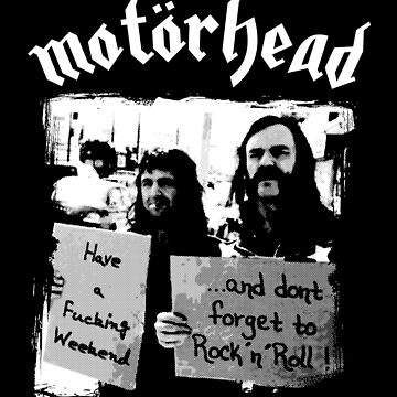LEMMY-Dont Forget to Rock n Roll-Motorhead-Music-Metal by carlosafmarques