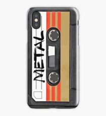 Heavy metal Music band logo iPhone Case/Skin
