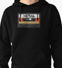 Heavy metal Music band logo Pullover Hoodie