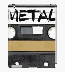 Vinilo o funda para iPad Heavy metal Music band logo