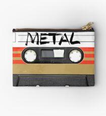 Heavy metal Music band logo Studio Pouch