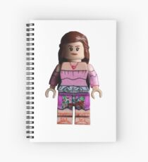 Cuaderno de espiral Gretchen Wieners - Mean Girls - Broadway Bricks