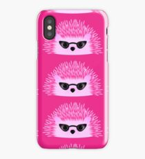 Hedgy Pricklypear Flair iPhone Case