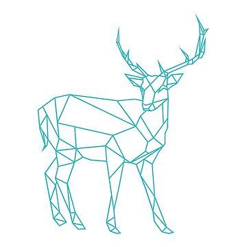 Deer - buck - Hunting  by SterlingTales