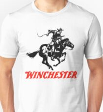 Winchester Logo Unisex T-Shirt