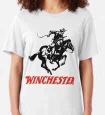 Winchester Logo Slim Fit T-Shirt