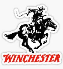 Winchester Logo Sticker