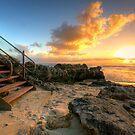 binnion beach by alistair mcbride