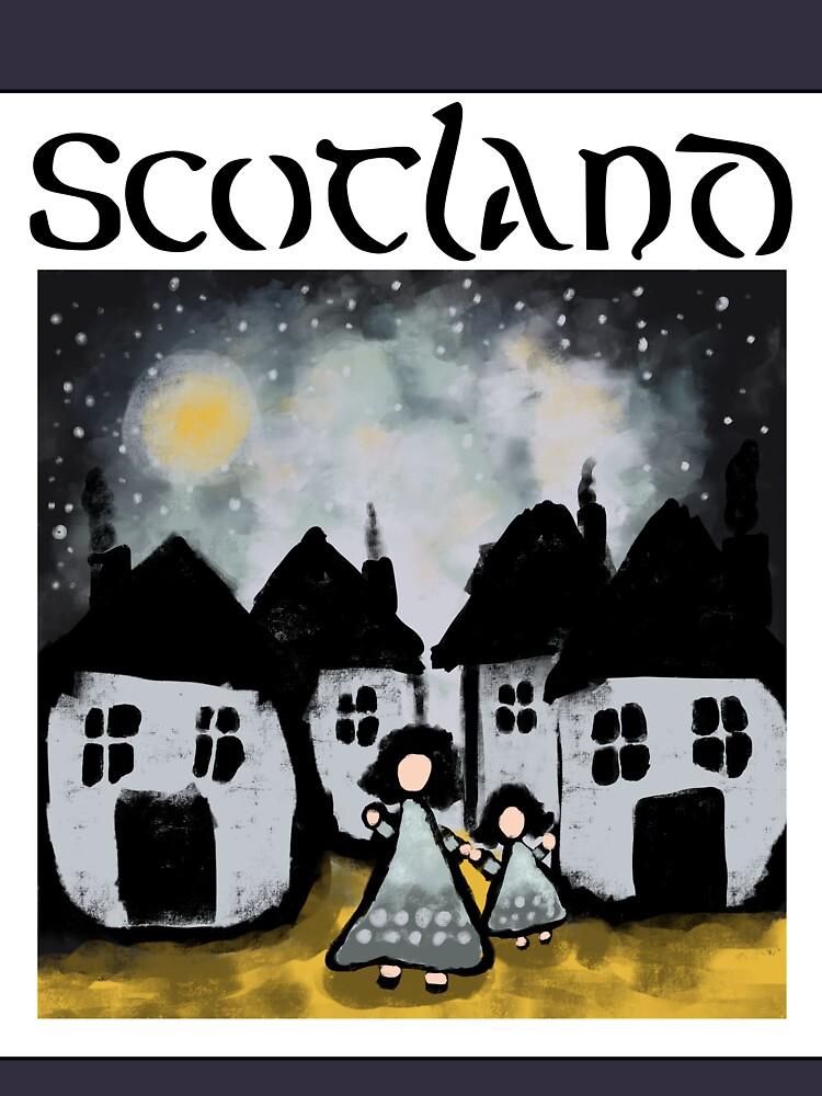 Scottish Girls by macduffstudio