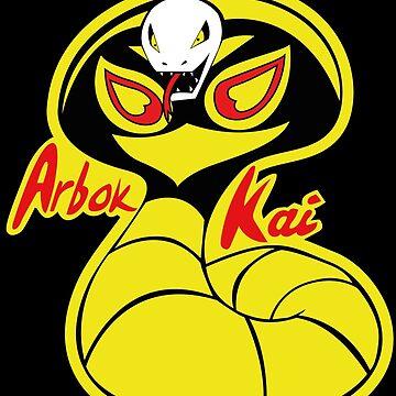 Arbok Kai by gastaocared