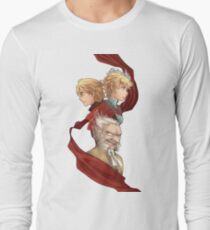 Radiant Historia Long Sleeve T-Shirt