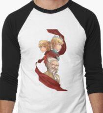 Radiant Historia Men's Baseball ¾ T-Shirt