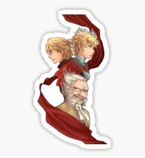 Radiant Historia Sticker