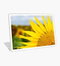 Sunflower Petals - Nobby, Australia Laptop Skin