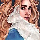 White Rabbit by ratgirlstudios