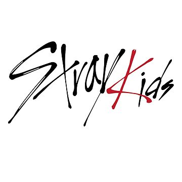 """""""STRAY KIDS LOGO, Lets go!"""" T-shirt by Happisprout 