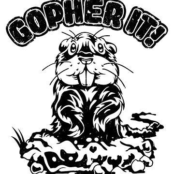 Gopher es von DespiteFriction