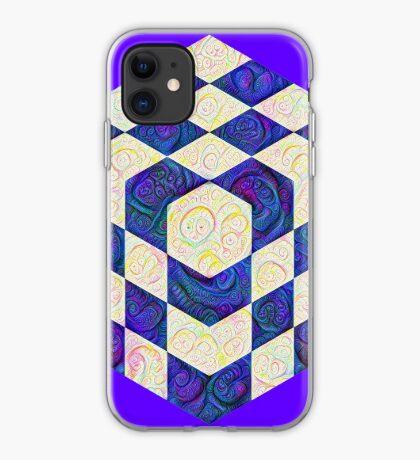 #DeepDream Color Squares Visual Areas 5x5K v1448964615 iPhone Case