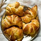Croissants by Ilva Beretta