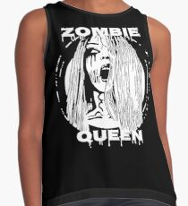 Ghost inspired ZOMBIE QUEEN Contrast Tank