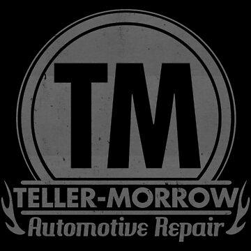 Teller Morrow Autowerkstatt - TM von DespiteFriction