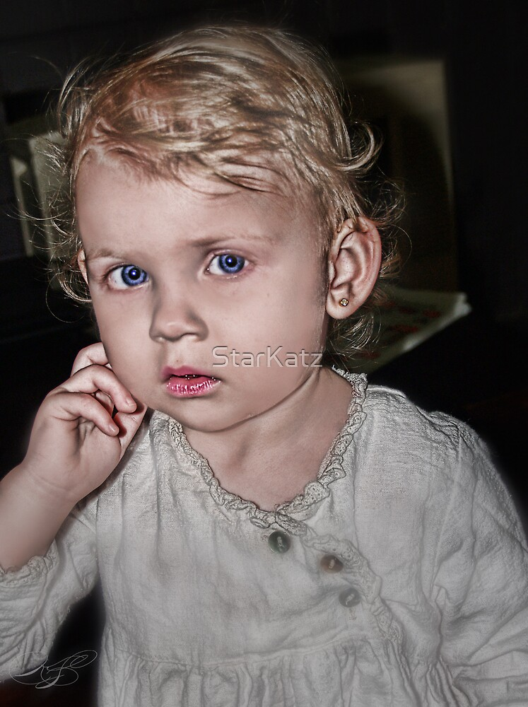 Baby Thinker by StarKatz