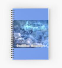 Cadillac Heaven Spiral Notebook