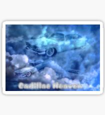 Cadillac Heaven Sticker
