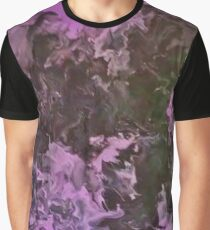 PURPLE MAZE Graphic T-Shirt