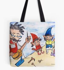 The shoemaker and the elves Tote Bag