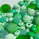 Candy Rainbow: Green 1 by bbbautista