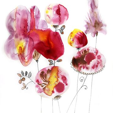 Blumen des Glücks von mariannat