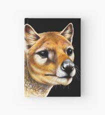 Tasmanian Tiger / Thylacine Portrait Hardcover Journal