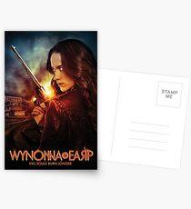 Wynonna Earp Postcards