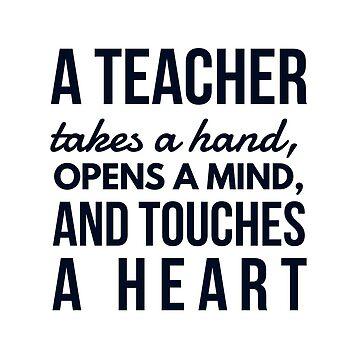 A teacher  by CharlyB