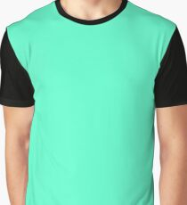 Turquoise Graphic T-Shirt
