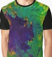 GREEN INFLUENCE Graphic T-Shirt