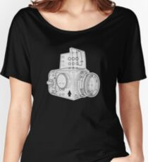 Hassel Format Women's Relaxed Fit T-Shirt