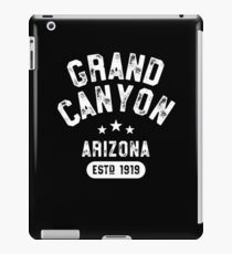 Grand Canyon TShirt - Arizona Established 1919 Hiking Gift iPad Case/Skin