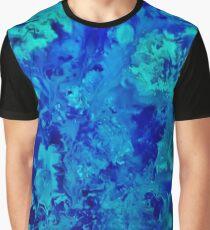 BLUE MOTION Graphic T-Shirt